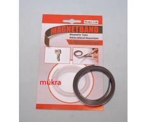 Magnetband Magnetischer Klebestreifen 750x10mm