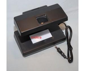 Geldscheinprüfer mit Lupe UV-Röhre 230V