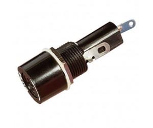 Sicherungshalter für Sicherungen 6,3x32mm bis 10A bei mükra electronic