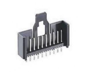 Lumberg 2,5 MSF 13 in schwarz bei mükra electronic