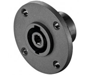 PA-Lautsprecher-Einbaukupplung bei mükra electronic