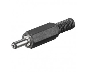 DC-Stecker bei mükra electronic