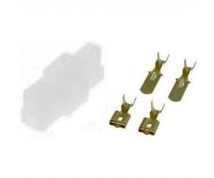 Mehrfachsteckverbinder-Set 2-polig bei mükra electronic