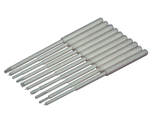 10 Kunststoff-Abgleichwerkzeuge hochwertige PVC-Ausführung