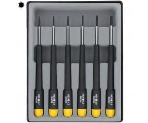Sechskant Dreher Set metrisch 6-tlg. bei mükra electronic