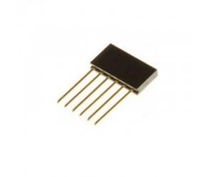 Arduino Stiftleiste R2,54mm H14,5mm 6-polig
