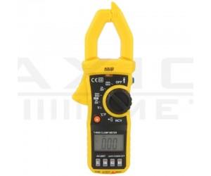 Axiomet AX-205T Zangenmultimeter Digital 600A 1000V