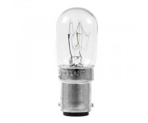 Röhrenformlampe 15W Sockel BA15d Spannung 230V