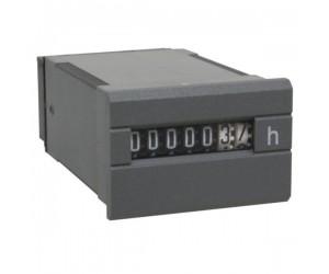 BZ230VAC Betriebsstundenzähler 220V-50Hz 7-stellig frontseitig IP65