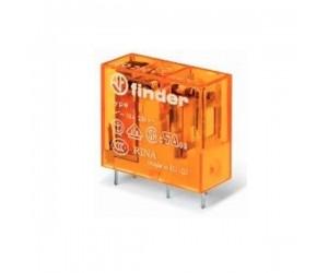 Finder Printrelais 1-Wechsler 230V 10A 28KΩ RM3,5mm