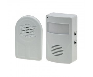 Funk-Türgong Alarm-Türklingel mit PIR-Melder