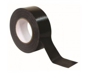 ACCESSORY Gaffa-Tape-Pro 50mmx50m Gewebeband schwarz