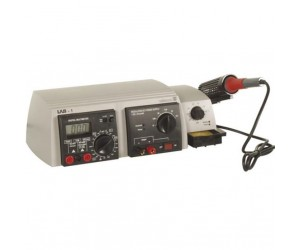 Velleman LAB1 3in1 (Laborgerät) 1Multimeter 1Netzgerät 1Lötstation