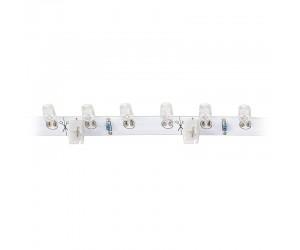 LED-Strip flexibel 18x LEDs blau 30 cm