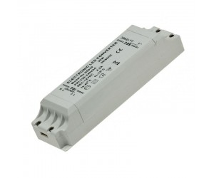 LED-Transformator 230VAC 12VDC 1-30W