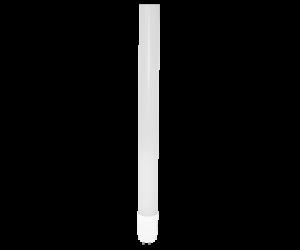 Led Glas Röhre 60cm 10W 900lm +Starter warmweiß Licht aus