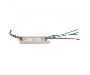 LED Modul RGB 3 x SMD LEDs IP65