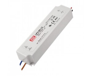 Mean Well LPV-60-12 60W 12V 5A IP67