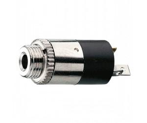 Lumberg Klinkeneinbaukupplung  2,5mm 3-polig stereo