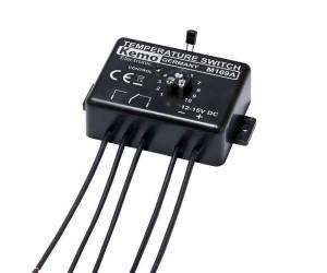 M169A Temperaturschalter-Thermostat 12 V/DC