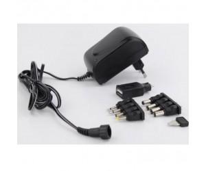 Hycell Steckernetzteil 1500mA 3-12V 18W USB-Buchse