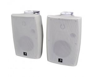 E-Audio Bluetooth4.0 Wandlautsprecher aktiv 120W weiss