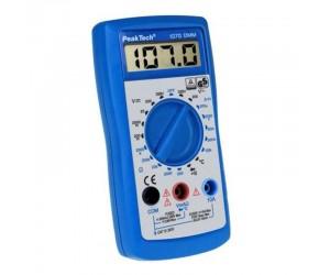 PeakTech®  1070 Digitalmultimeter ~ 2.000 Counts ~ 300V AC/DC ~10A DC ~ TÜV/GS