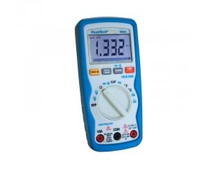 PeakTech® 3320 Digitalmultimeter ~ 6.000 Counts ~ 600V AC/DC ~ 10A AC/DC mit TrueRMS