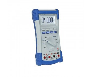 PeakTech® 3430 Digitalmultimeter ~ 20.000 Counts ~ 1000VDC 700VAC ~ 10A AC/DC USB