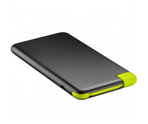 Goobay Slim PowerBank 4.0 4000mAh USB