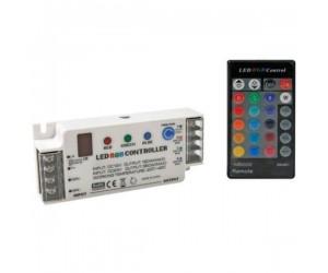 RGB-Control5A/IR RGB LED Controller 12/24VDC 180/360W