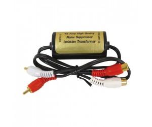 Car Noise-Filter NF-Signal-Isolator Masse-Entkoppler