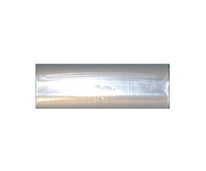 Schrumpfschlauch PVC 87mm-flach Ø56mm 1m Rate-2:1 transparent