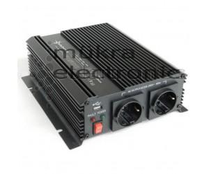 Spannungswandler 12V 1000/2000W