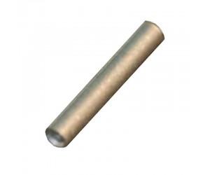 Stoßverbinder Messing verzinnt unisoliert 0,1-0,5mm²