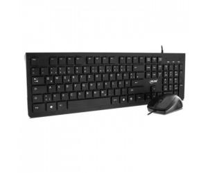 InLine® USB Tastatur-Maus-Set Layout-Deutsch