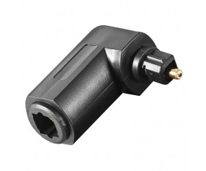 Audio Adapter Toslinkstecker >Toslinkkupplung