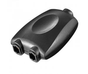 Audio Adapter Toslinkkupplung > 2x Toslinkkupplung