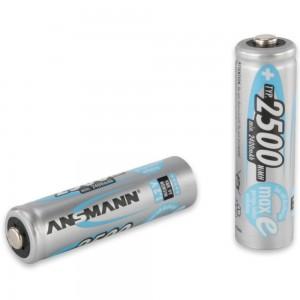 Ansmann NiMH Akku Mignon AA 2500mAh maxE bei mükra electronic