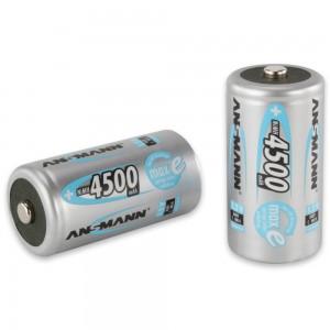 Ansmann NiMH Akku Baby C 4500mAh maxE bei mükra electronic