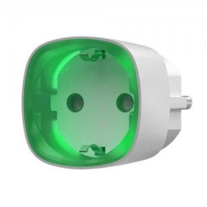 App für Ajax Systems Socket intelligente Steckdose mit Energiemonitor