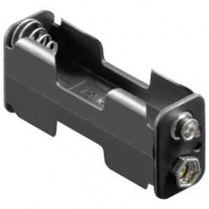 Batteriehalter AA bei mükra electronic