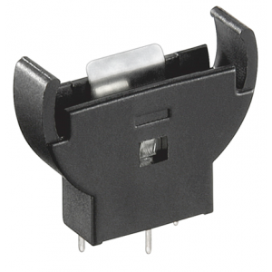Knopfzellenhalter bei mükra electronic