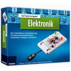 Das Franzis Lernpaket Elektronik bei mükra electronic