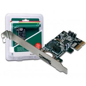 SATA II PCI Express Karte bei mükra electronic