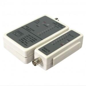 LogiLink® Kabeltester RJ45/BNC Remote Einheit