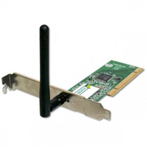 Wireless LAN PCI Adapter, 802.11g bei mükra electronic