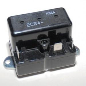 2CR-4-134 Klixon Motoranlaufrelais 3,45A 2,85A