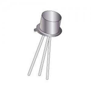 2N2222A Transistor NPN 40V 0,6A 0,5W B:100-300 TO18