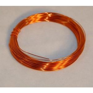 Kupferlackdraht Ø 0,6mm² 16m Ring